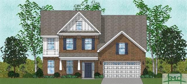 137 Akins Ranch Road, Ludowici, GA 31316 (MLS #255035) :: Heather Murphy Real Estate Group