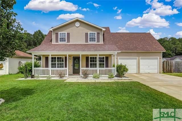 102 Ridgecrest Street, Pooler, GA 31322 (MLS #255040) :: Coldwell Banker Access Realty