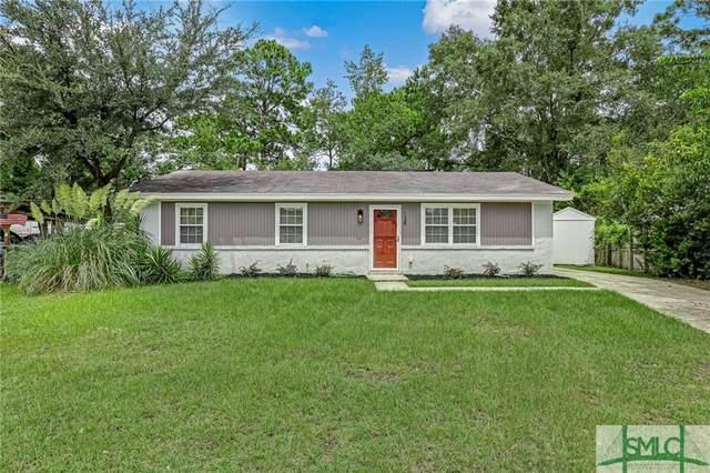 138 Walz Circle, Savannah, GA 31404 (MLS #255043) :: Keller Williams Realty Coastal Area Partners
