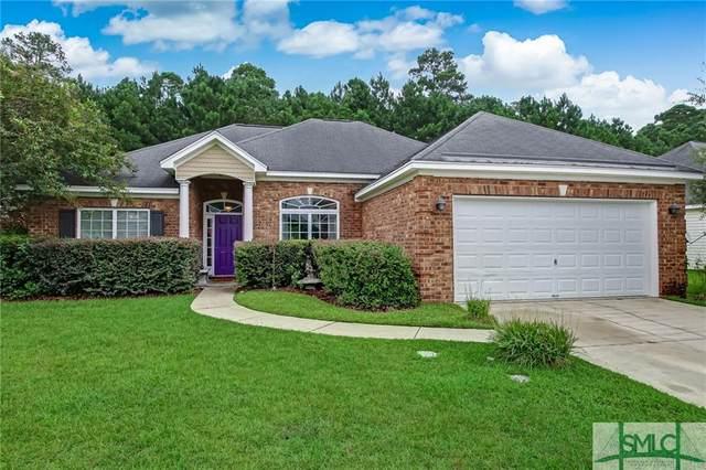 382 Stonebridge Circle, Savannah, GA 31419 (MLS #255057) :: Heather Murphy Real Estate Group