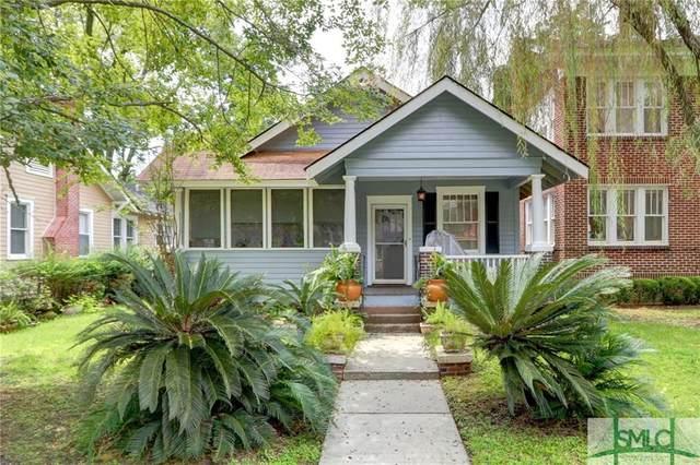 623 E 48th Street, Savannah, GA 31405 (MLS #255061) :: Keller Williams Coastal Area Partners