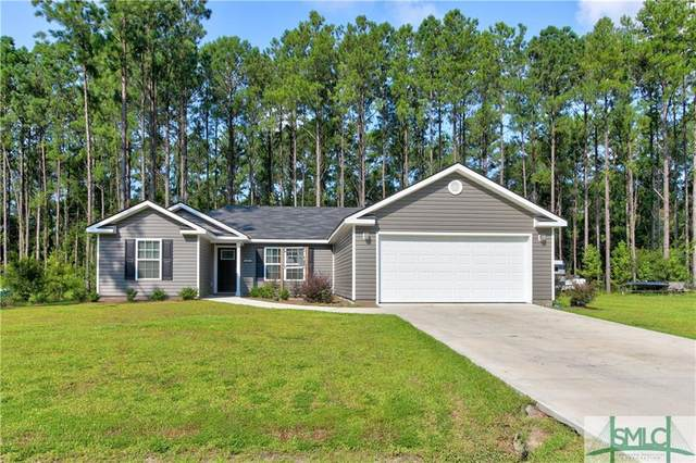 111 Berry Lane, Clyo, GA 31303 (MLS #255065) :: Heather Murphy Real Estate Group