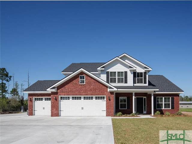 535 Hill Street NE, Ludowici, GA 31316 (MLS #255066) :: Keller Williams Realty Coastal Area Partners