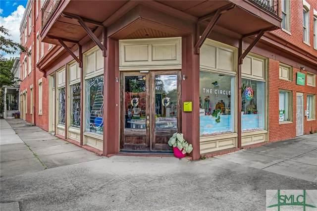 125 E Broad Street 2D, Savannah, GA 31401 (MLS #255097) :: The Allen Real Estate Group