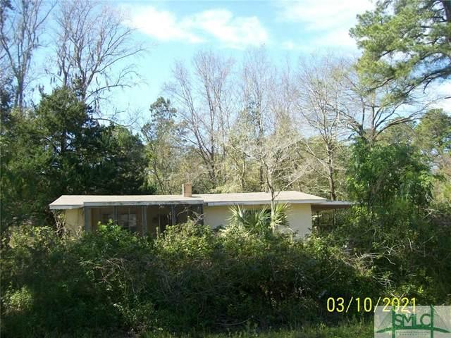 571 Mendel Avenue, Savannah, GA 31406 (MLS #255107) :: Coastal Savannah Homes