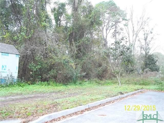 0 Adeline Street, Savannah, GA 31406 (MLS #255119) :: Coastal Savannah Homes