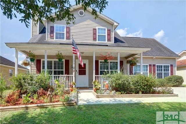 126 Bluelake Boulevard, Pooler, GA 31322 (MLS #255120) :: Keller Williams Realty Coastal Area Partners