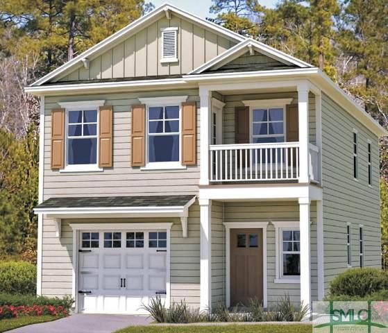 41 Pomona Circle, Savannah, GA 31419 (MLS #255121) :: The Allen Real Estate Group