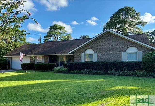 15 Dorchester Court, Savannah, GA 31406 (MLS #255129) :: Heather Murphy Real Estate Group
