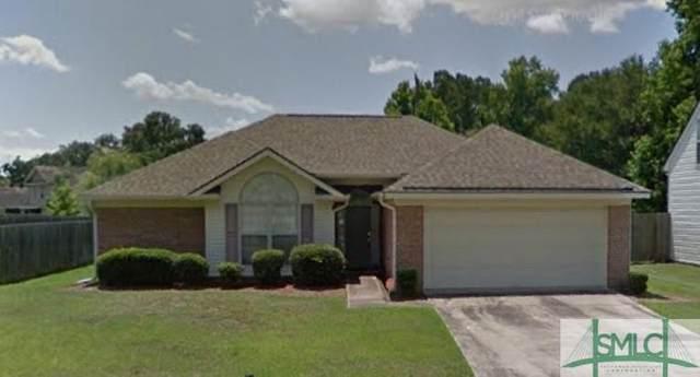 117 Parkview Road, Savannah, GA 31419 (MLS #255136) :: Coldwell Banker Access Realty
