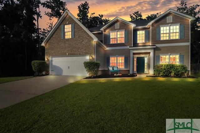52 Litchfield Drive, Savannah, GA 31419 (MLS #255139) :: Heather Murphy Real Estate Group