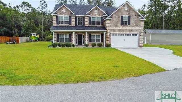 537 Kerry Drive, Richmond Hill, GA 31324 (MLS #255151) :: Heather Murphy Real Estate Group