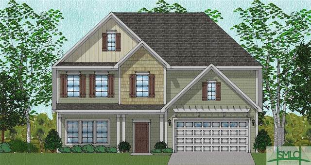4049 Castleoak Drive, Richmond Hill, GA 31324 (MLS #255153) :: The Arlow Real Estate Group