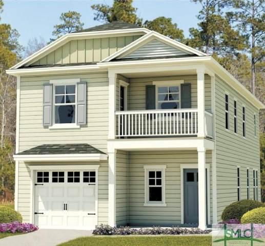 26 Pomona Circle, Savannah, GA 31419 (MLS #255154) :: The Allen Real Estate Group
