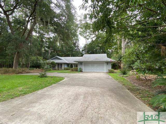 2 Delamotte Lane, Savannah, GA 31411 (MLS #255184) :: The Arlow Real Estate Group
