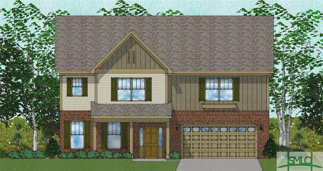 69 Murphy Court, Richmond Hill, GA 31324 (MLS #255192) :: The Arlow Real Estate Group