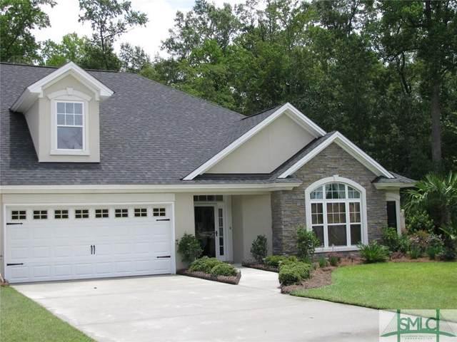 50 Turning Leaf Way, Savannah, GA 31419 (MLS #255195) :: Teresa Cowart Team