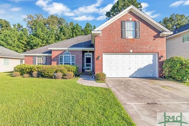 123 Iron Horse Spur, Savannah, GA 31419 (MLS #255199) :: The Arlow Real Estate Group
