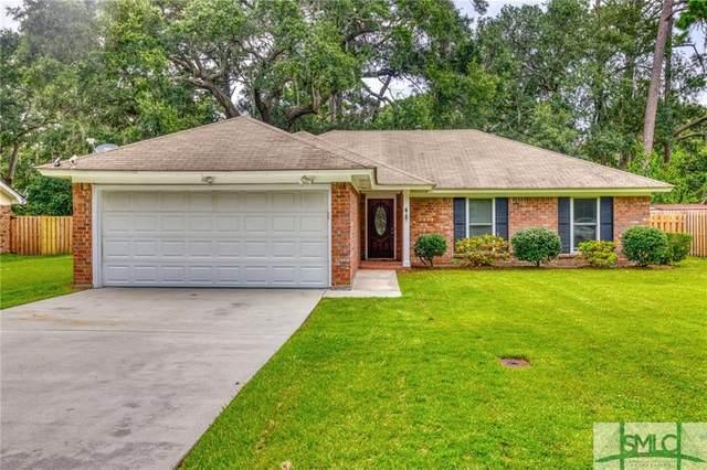 4 Hanging Moss Road, Savannah, GA 31410 (MLS #255203) :: Coldwell Banker Access Realty