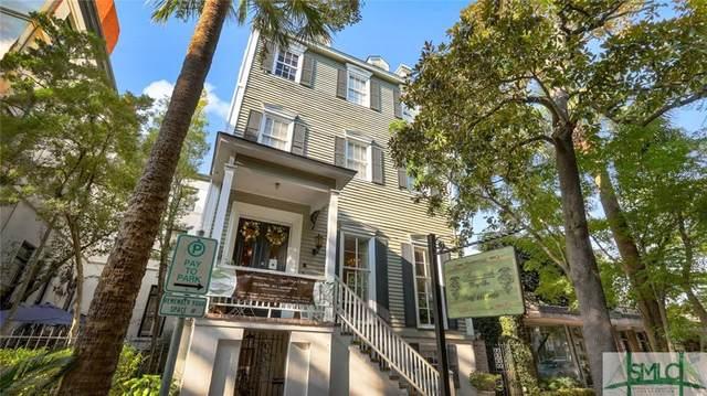18 E Oglethorpe Avenue, Savannah, GA 31401 (MLS #255217) :: Heather Murphy Real Estate Group