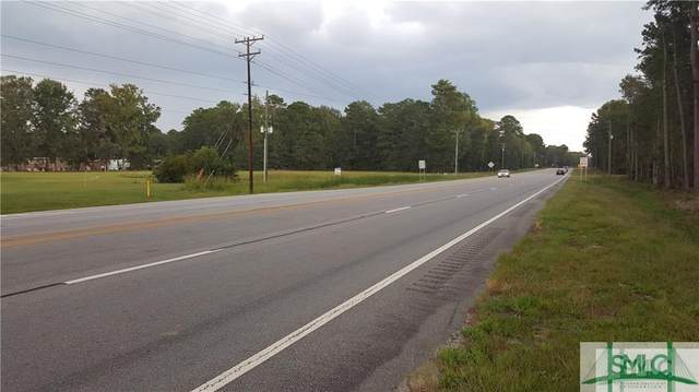 00 E Oglethorpe Highway, Midway, GA 31320 (MLS #255221) :: Keller Williams Realty Coastal Area Partners