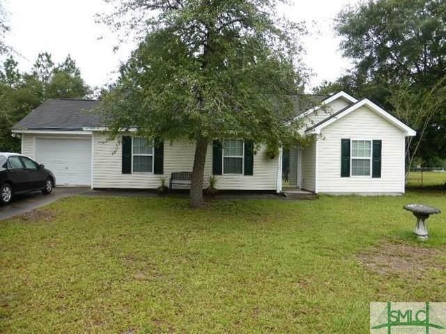 288 Barrister Circle, Guyton, GA 31312 (MLS #255222) :: Heather Murphy Real Estate Group