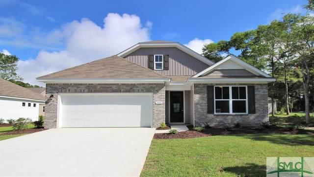 117 River Run Drive, Pooler, GA 31322 (MLS #255237) :: Coldwell Banker Access Realty