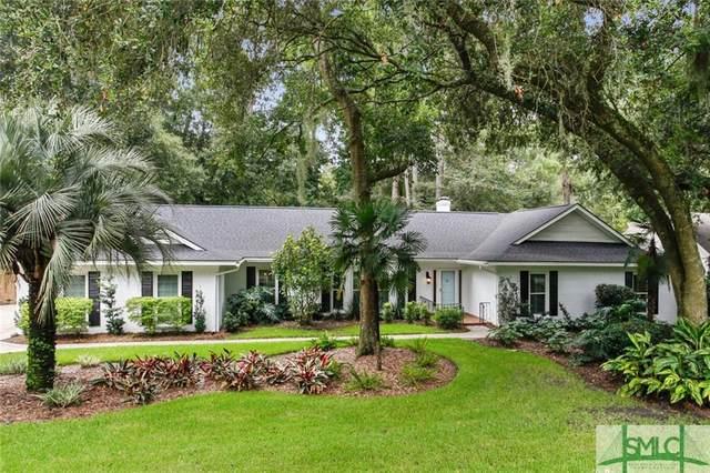 834 Meriweather Drive, Savannah, GA 31406 (MLS #255240) :: The Arlow Real Estate Group