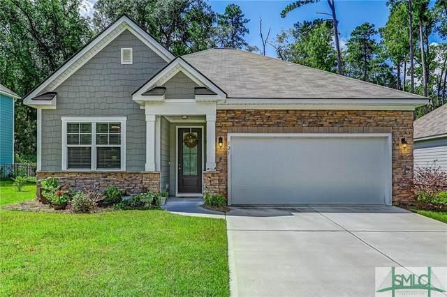 121 Arusha Avenue, Savannah, GA 31419 (MLS #255243) :: The Arlow Real Estate Group