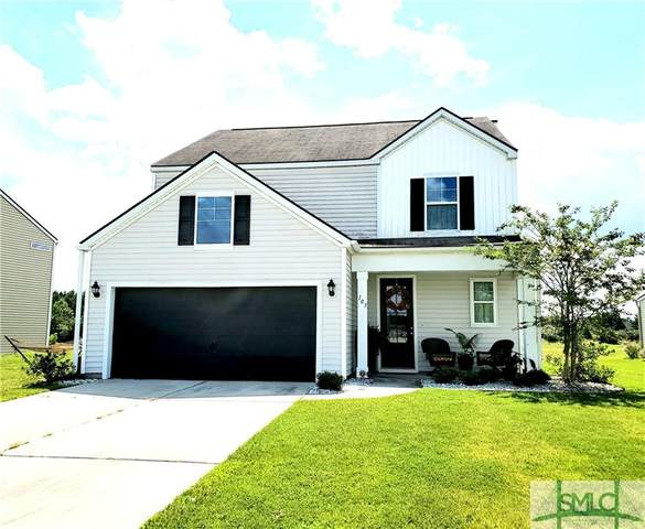 103 Westover Drive, Savannah, GA 31407 (MLS #255246) :: Heather Murphy Real Estate Group