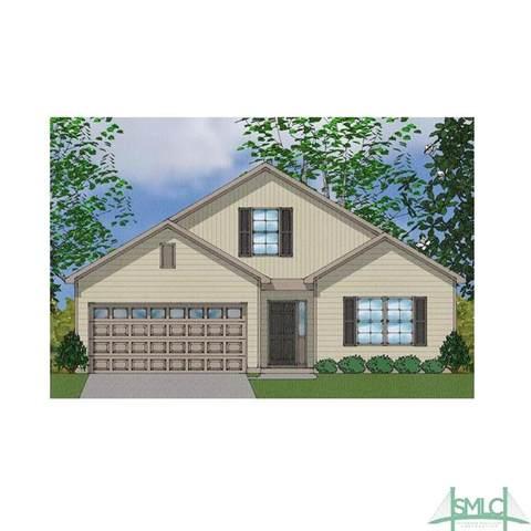 217 Caroline Way, Guyton, GA 31312 (MLS #255248) :: Heather Murphy Real Estate Group