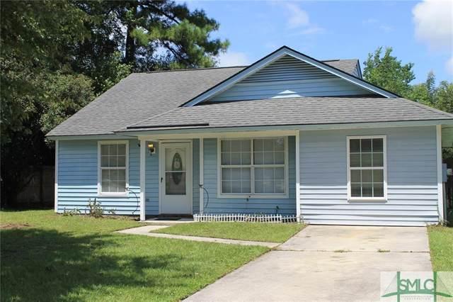 418 Mapmaker Lane, Savannah, GA 31410 (MLS #255250) :: The Allen Real Estate Group