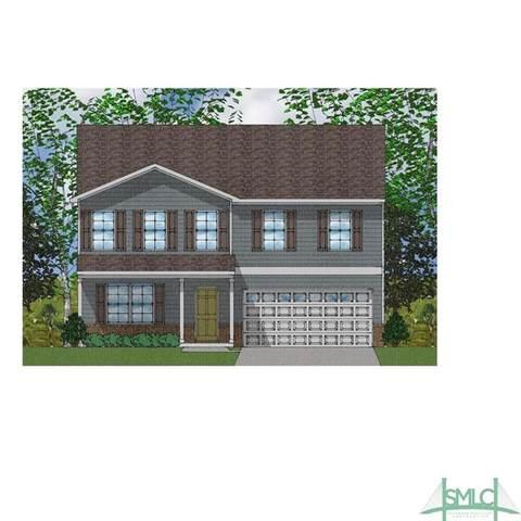 221 Caroline Way, Guyton, GA 31312 (MLS #255254) :: Heather Murphy Real Estate Group