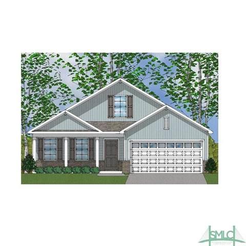 223 Caroline Way, Guyton, GA 31312 (MLS #255256) :: Keller Williams Realty Coastal Area Partners