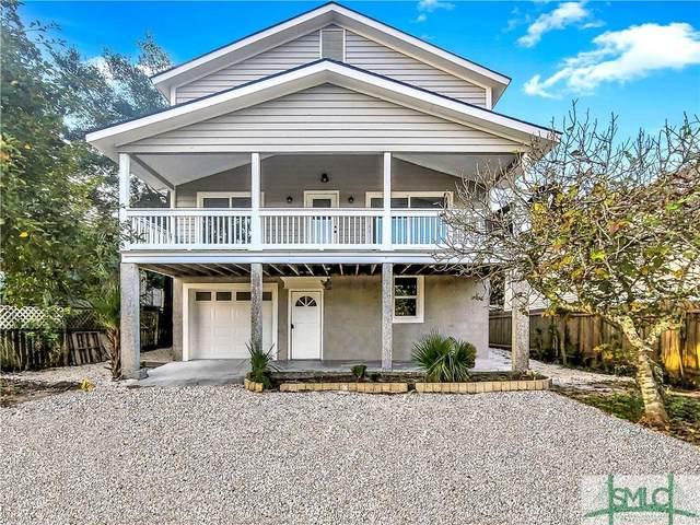 1012 Live Oak Road, Tybee Island, GA 31328 (MLS #255274) :: eXp Realty