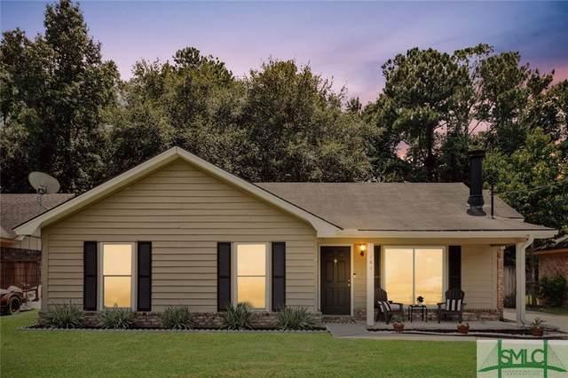 167 Greenbriar Court, Savannah, GA 31419 (MLS #255276) :: Heather Murphy Real Estate Group