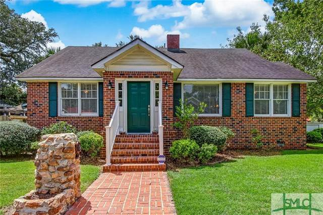 901 Maupas Avenue, Savannah, GA 31401 (MLS #255287) :: Keller Williams Realty Coastal Area Partners