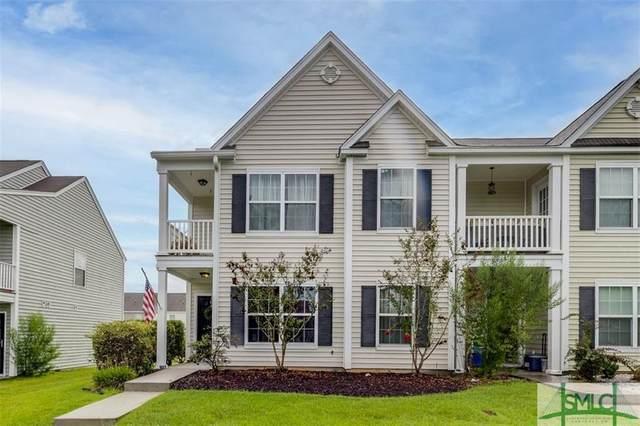 43 Timber Crest Court, Savannah, GA 31407 (MLS #255292) :: Heather Murphy Real Estate Group