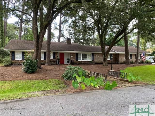 5508 Magnolia Avenue, Savannah, GA 31406 (MLS #255293) :: Coldwell Banker Access Realty