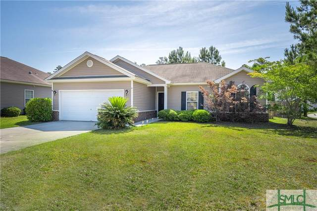 1 Hartland Court, Savannah, GA 31407 (MLS #255295) :: Heather Murphy Real Estate Group