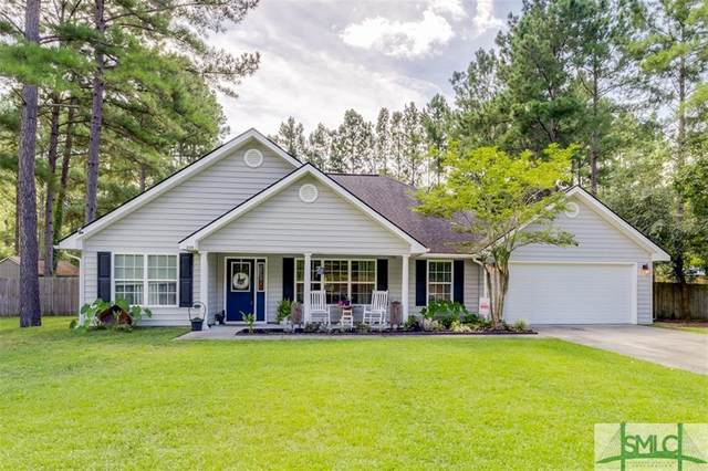 230 Candleberry Way, Guyton, GA 31312 (MLS #255304) :: Heather Murphy Real Estate Group