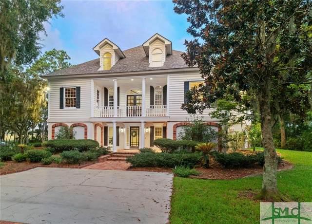 120 Green Island Road, Savannah, GA 31411 (MLS #255310) :: Heather Murphy Real Estate Group