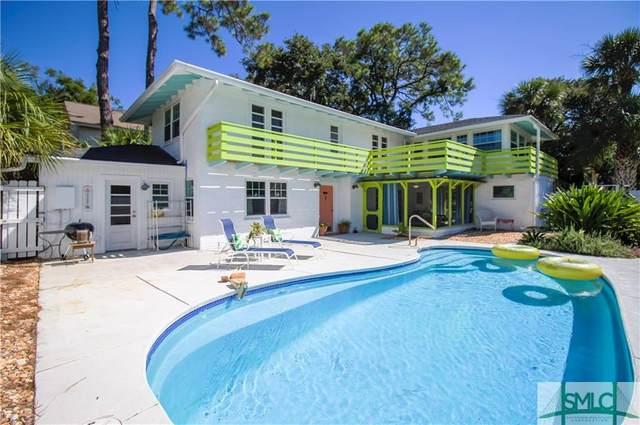 1017 Lovell Avenue, Tybee Island, GA 31328 (MLS #255311) :: Heather Murphy Real Estate Group