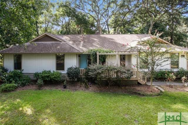 1022 Walthour Road, Savannah, GA 31410 (MLS #255333) :: Teresa Cowart Team