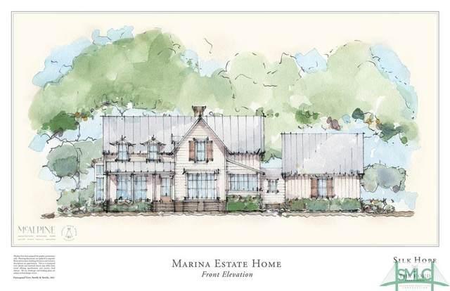 26 Riverview Drive, Richmond Hill, GA 31324 (MLS #255342) :: Teresa Cowart Team