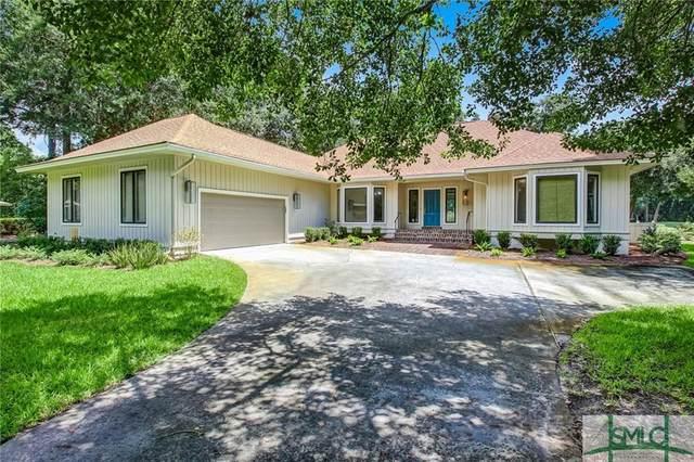 12 Bluff Oak, Savannah, GA 31411 (MLS #255352) :: Heather Murphy Real Estate Group