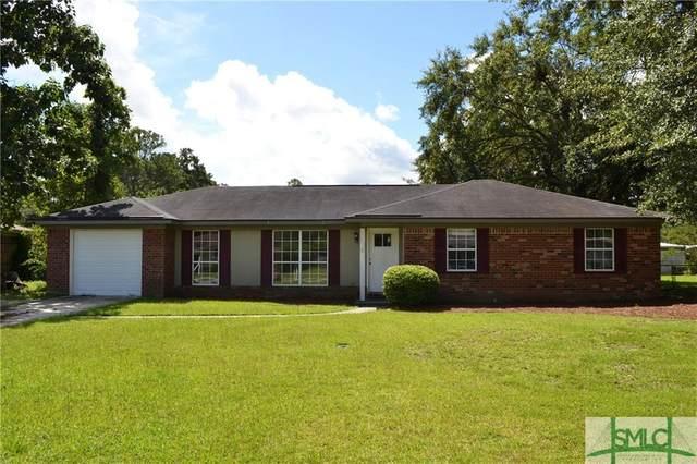 119 Melrose Place, Rincon, GA 31326 (MLS #255360) :: Heather Murphy Real Estate Group