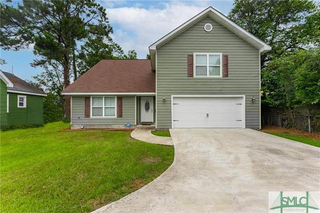 112 W 52nd Street, Savannah, GA 31405 (MLS #255381) :: Keller Williams Realty Coastal Area Partners