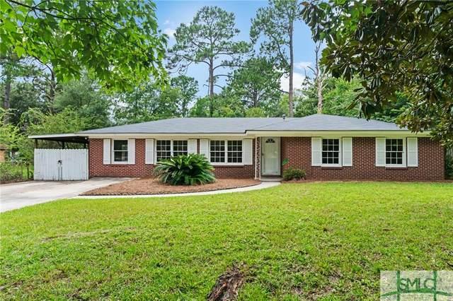 17 Regent Drive, Savannah, GA 31406 (MLS #255391) :: Heather Murphy Real Estate Group