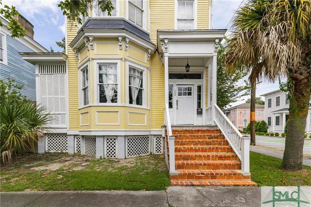 422 E Gwinnett Street, Savannah, GA 31401 (MLS #255399) :: Heather Murphy Real Estate Group